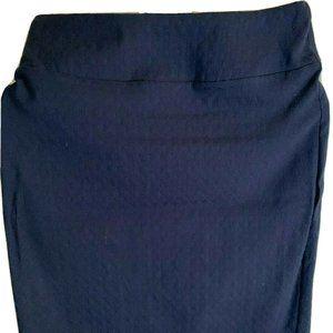 MARGARET M Stretch Pencil Skirt, Women's Size M